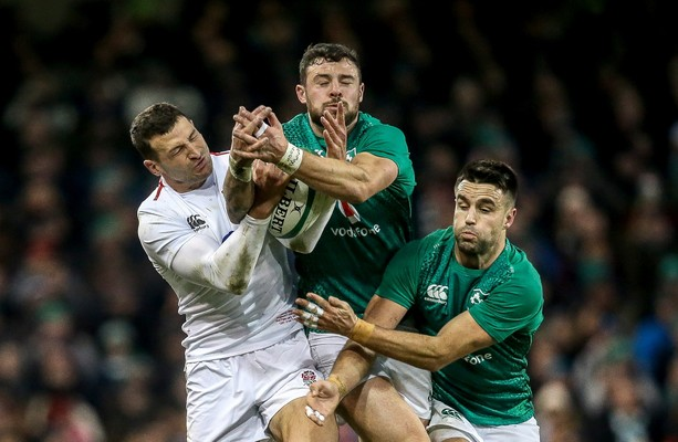 Good start is half the work in Test rugby