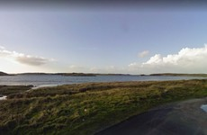 Human remains have been found on a Donegal beach