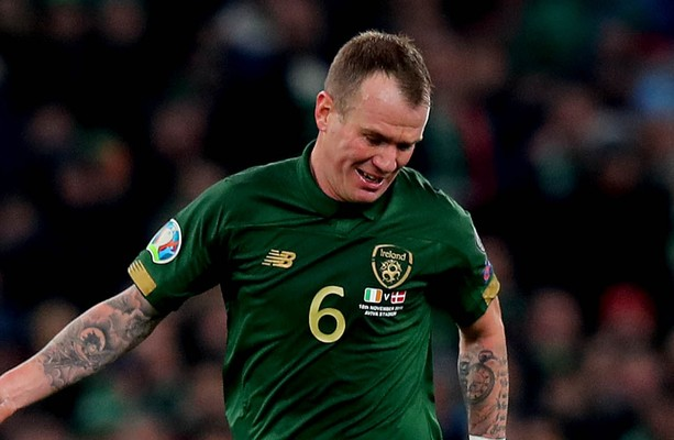 Madden dismisses 'ridiculous' doubts over Ireland prospects of 'top-notch' Whelan