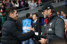 LIVE: Atletico Madrid vs Liverpool, Champions League last-16