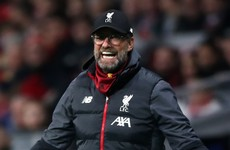 Klopp confident of Anfield boost in return leg as Atletico Madrid edge Liverpool