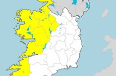 Rainfall warning in place for several counties and more bad weather on the way