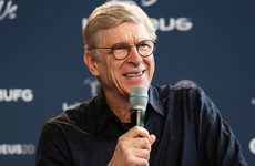 Wenger proposes new offside rule for Euro 2020 which would benefit attackers