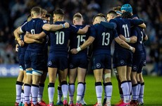 Three changes for a Scottish side in pursuit of their first Six Nations win