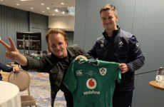 Bono and Paul O'Connell answer Ireland's call