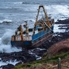 'Very little fuel' on board shipwreck that washed ashore in Cork