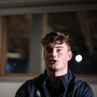 Ulster flyer McIlroy soaking lessons, not tackles as U20s face up to England