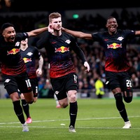 Werner penalty leaves Tottenham with mountain to climb against RB Leipzig