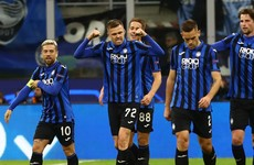 Atalanta put one foot in Champions League last eight after ruthless win over Valencia