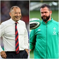 Having turned Eddie Jones down in 2018, Andy Farrell now goes head-to-head with him