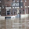 Corbyn accuses Johnson of showing 'true colours' by staying away as 106 areas at risk of flooding in UK