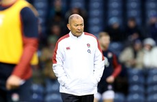 Eddie Jones: 'Test rugby is like Formula 1, get out of the blocks quickly'