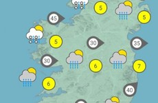 Risk of snow and flooding in some areas as Status Yellow rainfall warning issued