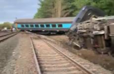 Two killed after passenger train derails near Melbourne