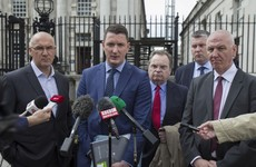 Suspect device left outside home of uncle of Sinn Féin MP John Finucane