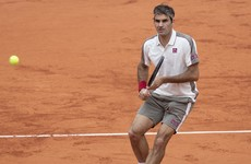 Forget Paris: Roger Federer ruled out of French Open
