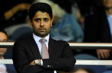 PSG boss and ex-Fifa number two charged in bribery case