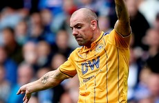 Darron Gibson books Wembley date in Salford City debut