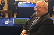 Seán Ó Fearghaíl has been re-elected Ceann Comhairle of Dáil Éireann