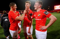 Munster aim for bonus point win in Italy