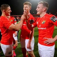 Munster aim for bonus point win in Italy