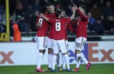 Martial nabs crucial away goal as Man Utd hold slight edge ahead of home second leg
