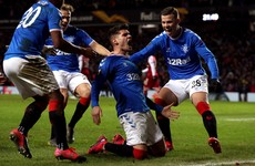 15-minute blitz as Rangers come from 2-0 down to beat Braga