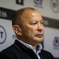 Eddie Jones issues apology to journalist after race joke