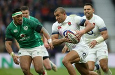 Eddie Jones hands Joseph first-ever Test start on the wing against Ireland