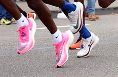 Ababel Yeshaneh smashes world half-marathon record in controversial Nike shoes