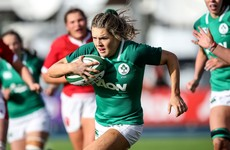 'She was scoring 100-metre tries' - Ireland lament loss of teen sensation for remainder of Six Nations