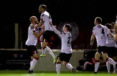 Dundalk spoil the party as top-flight football returns to Tolka