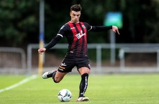 Bohemians up and running thanks to 2-0 win at Waterford