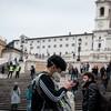 Italian towns under lockdown as first European coronavirus death reported