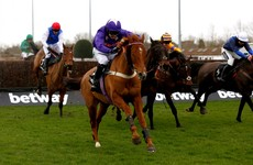 Malarky keeps up winning run for Tizzard and O'Neill