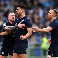 Hogg leads by example as Scotland beat Italy to pick up first Six Nations win