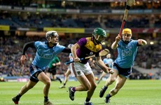 13 yellows and 3 reds as O'Connor brothers lead Wexford to late win over Dublin