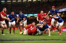 France remain on course for Six Nations Grand Slam after beating Wales in Cardiff