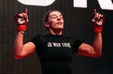 Belfast's Leah McCourt wins historic headliner at Bellator Dublin