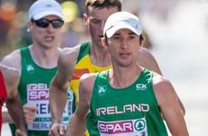 Kevin Seaward runs second-fastest Irish marathon time ever to hit Olympic mark