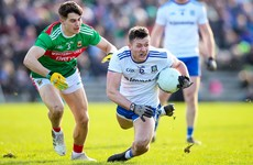 Strong second half hands Monaghan first home over Mayo since 2011
