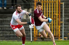McShane stretchered off as Galway hand out Harte's heaviest defeat as Tyrone boss