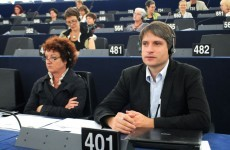 MEPs table motion demanding 25% Irish corporate tax