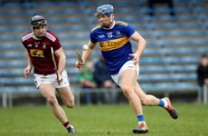 0-14 for Forde as Tipperary shoot 3-27 in victory over 14-man Westmeath