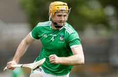Limerick All-Star winning defender out for rest of season with cruciate injury
