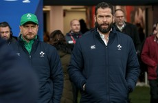 Farrell laments lack of first-half grit as Ireland are left 'feeling sorry for ourselves'