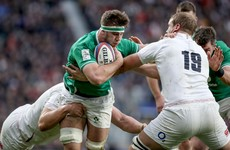 Healy injured in Ireland defeat but Farrell feels bench players 'did really well'