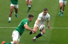 Analysis: England's clever kicking pressures Sexton and Stockdale into errors
