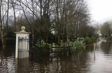 'We're amateur meteorologists at this stage': Locals fear further flooding along Shannon after overnight rain