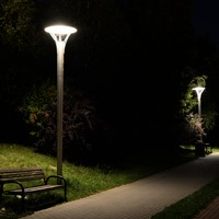 Poll: Do you feel safe in public parks after dark?